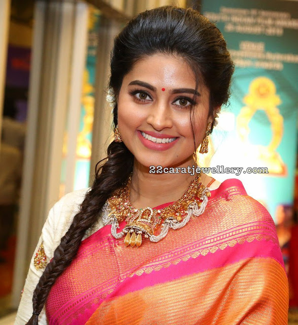 Sneha at Santhosham Awards