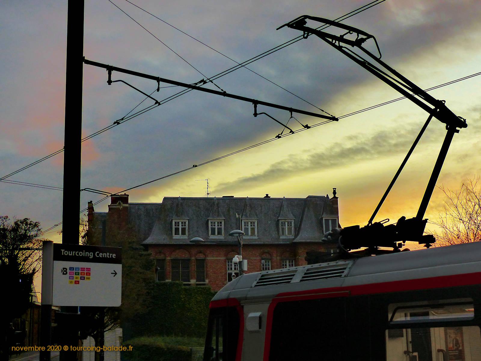 Tramway Tourcoing, 2020