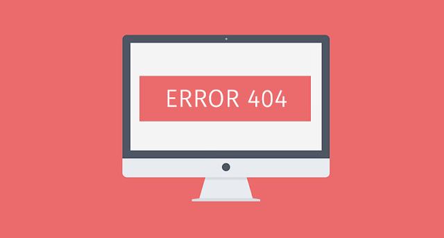 Menambahkan Custom Error 404 di Blogger