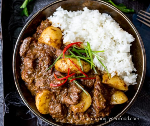 Beef Massaman Curry Recipe