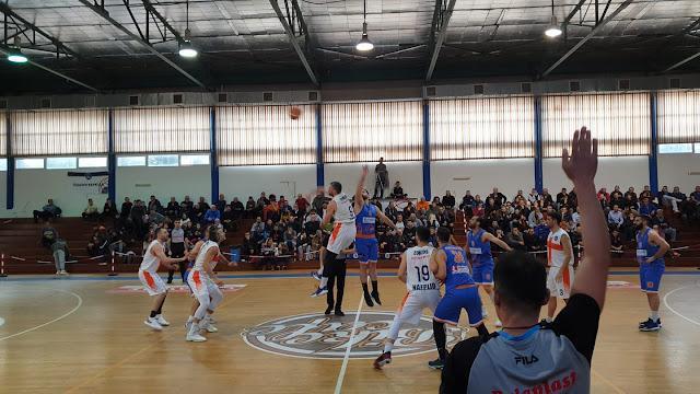Με νίκη απέναντι στον Αμύντα ξεκίνησε τον δεύτερο γύρο του πρωταθλήματος ο Οίακας Ναυπλίου