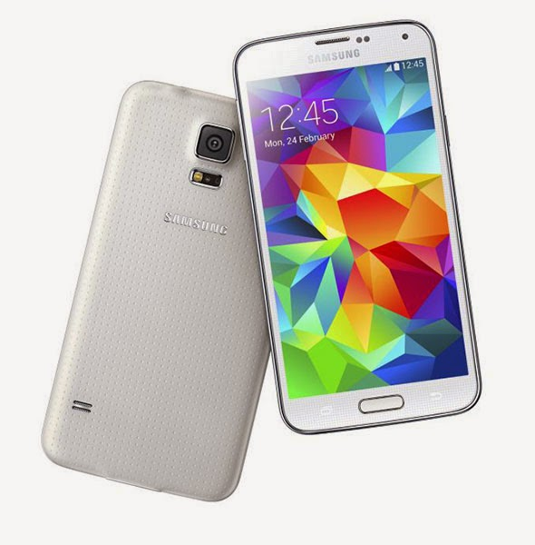 samsung galaxy s5 manual