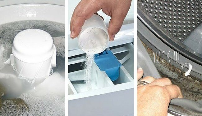3 Cleaning Tips To Keep Your Washing Machine Always New