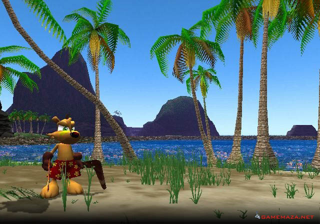 TY The Tasmanian Tiger Gameplay Screenshot 4