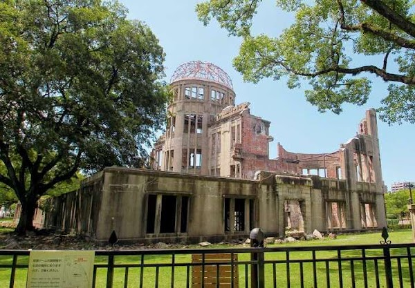 Today In History, The Atomic Bombing of Hiroshima