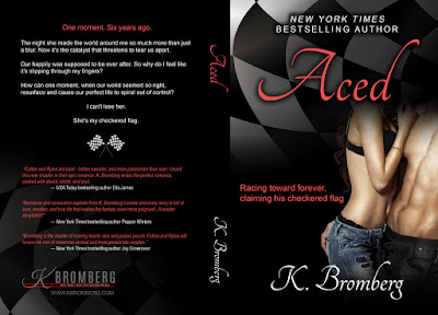 Book Cover for Aced