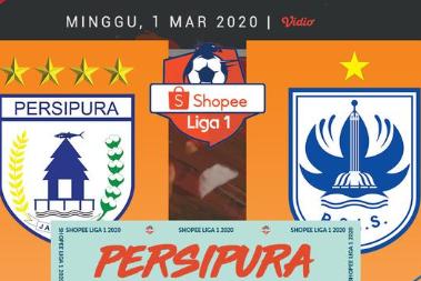 Persipura raih 3 poin pertama di Shopee Liga 1 2020