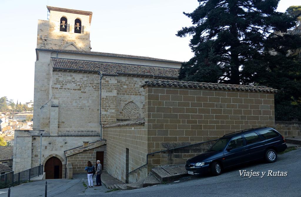 Iglesia de San Pedro de la Rúa, Estella-Lizarra