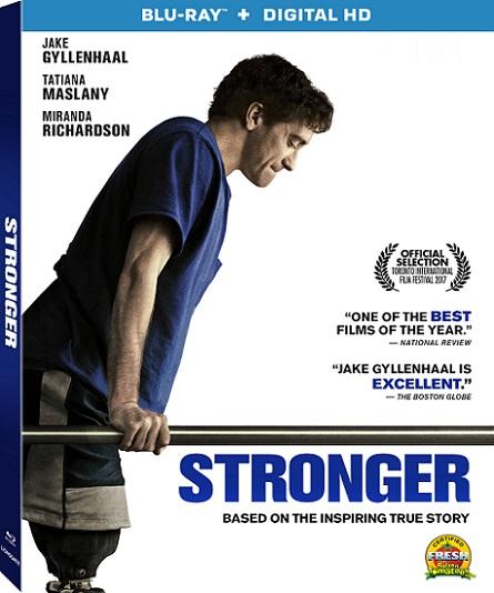 Stronger (Más fuerte que el destino) (2017) 720p y 1080p BDRip mkv Dual Audio AC3 5.1 ch