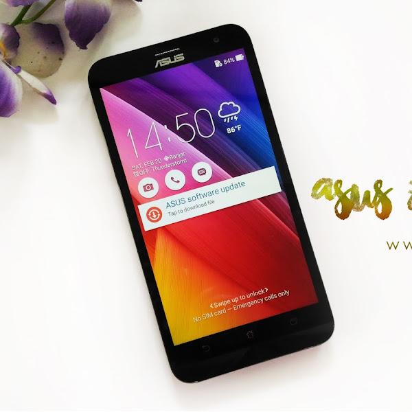 Review ASUS Zenfone 2 Laser ZE550KL : Kamera Dengan Laser Autofocus