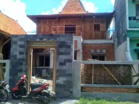 Desain Rumah Minimalis 2 Lantai Denah Type 90 Simple Acre