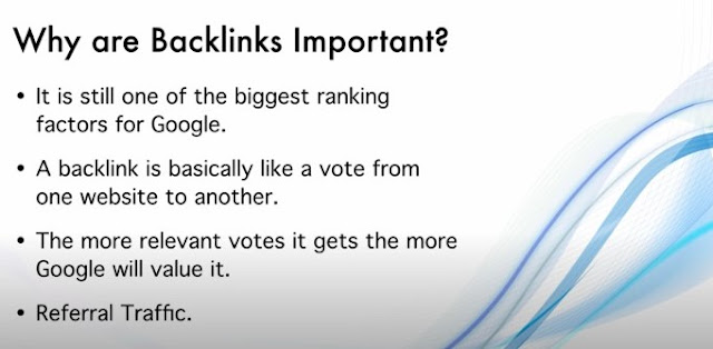 Quality Backlinks Service