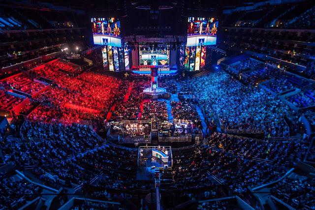 Blog Apaixonados por Viagens - Esportes Eletrônicos - Principais Cidades que sediam os Torneio