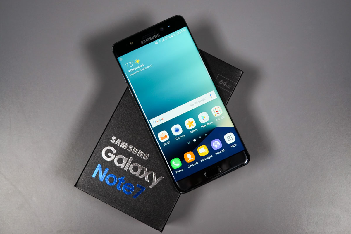 Samsung To Reveal Why Galaxy Note 7 Explodes.