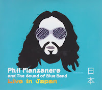 Phil Manzanera's Live In Japan