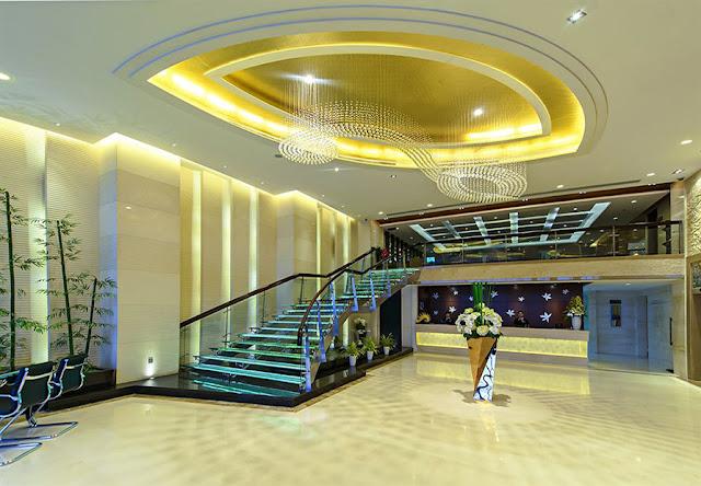 Kiến trúc Âu– Á trong thiết kế khách sạn Brilliant