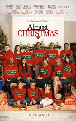 Almost Christmas 2016 DVD R1 NTSC Latino