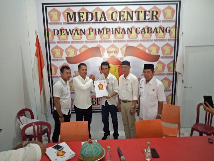 Ketua DPC PKB, Mendaftar Di 3 Partai Untuk Mengusungnya Di Pilkada Bupati Kab Maros 2021 Mendatang