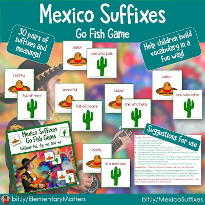 https://www.teacherspayteachers.com/Product/Mexico-Suffixes-Go-Fish-238194?utm_source=blog%20post%20sick%20of%20winter&utm_campaign=Mexico%20suffixes