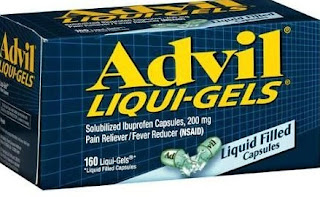 Advil Liquid Gel For Acne