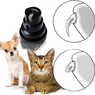 Rechargeable Pet Nail Grinder Dog Nail Grinder