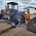 Incêndio com características criminosas destrói veículo utilizado pela Prefeitura de Santa Cruz no aterro controlado