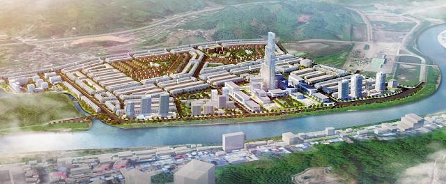 Dự án FLC Olympia Lào Cai mở bán - Khu đô thị thể thao đáng sống bậc nhất Tây Bắc