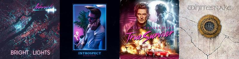 Le Rewind Club: Playlist du moment (avril & mai 2019).