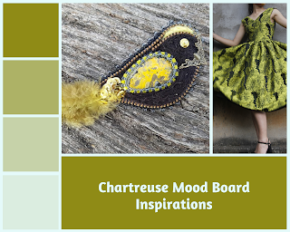 Etsy color of the year 2020 chartreuse