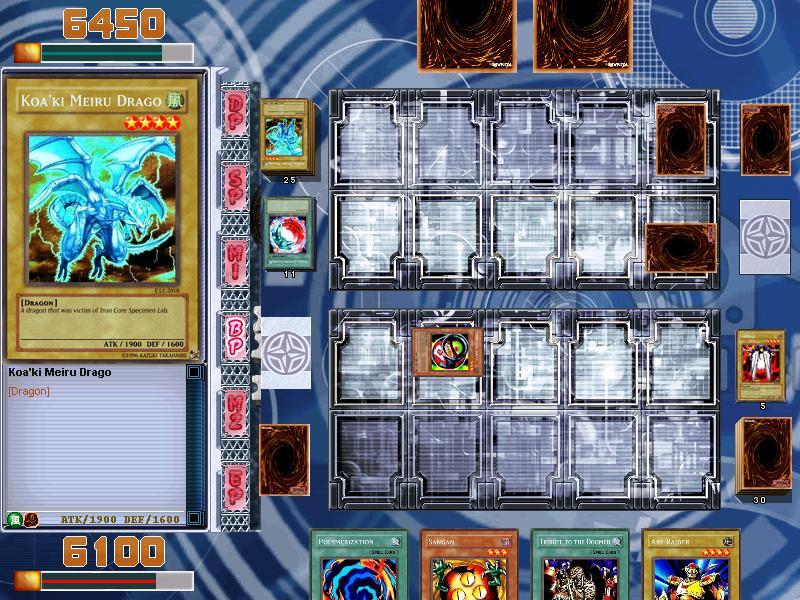 Yu Gi Oh Online Game