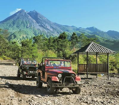 Lava Tour Merapi Wisata Petualanagan Yogyakarta