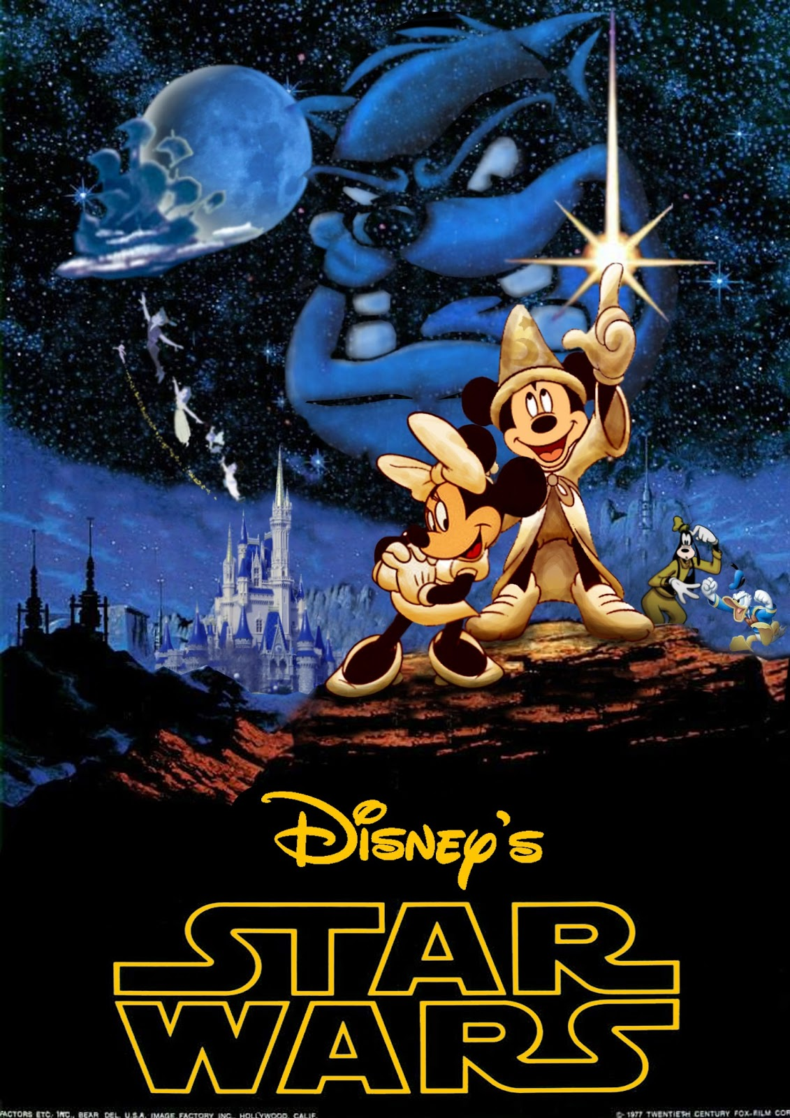 Disney Star Wars 7
