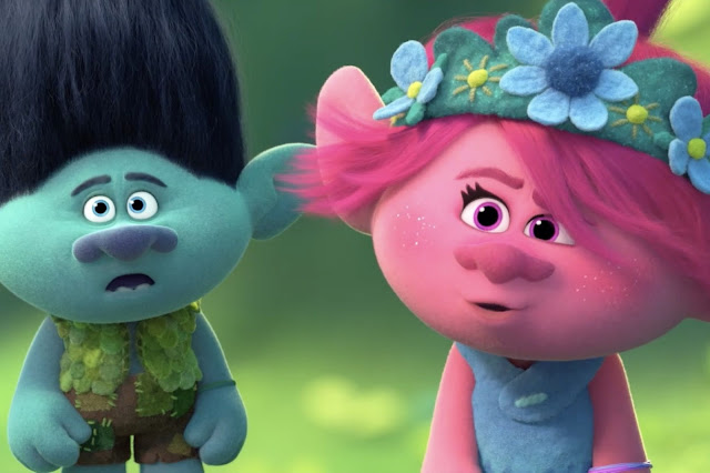 "Trailer de ""Trolls 2: World Tour"" apresenta as seis terras musicais troll"