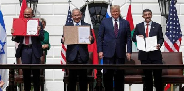 Trump: Ada Sembilan Negara Yang Mengantre Untuk Normalisasi Hubungan Dengan Israel