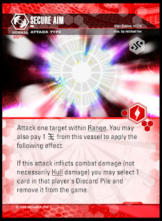 Attack type: Secure Aim