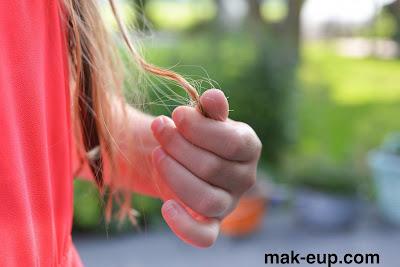خلطة سحرية لعلاج تساقط الشعر