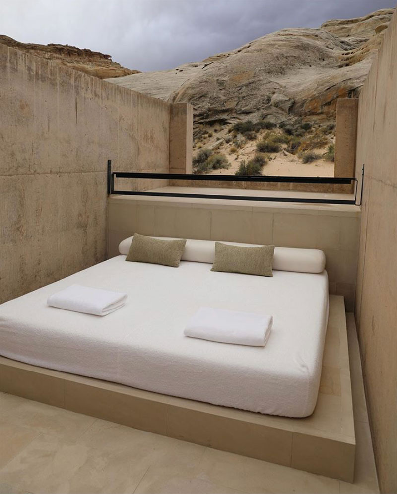 Weekday Wanderlust | Places: Amangiri Utah Resort
