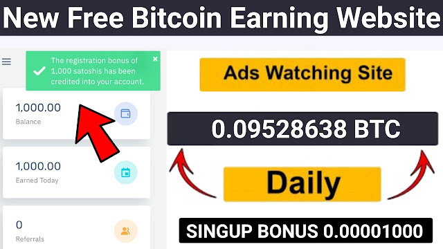 Roll Every 60 Minutes and win up to 500,000 Satoshi |Earn Money by Viewing Ads 2020