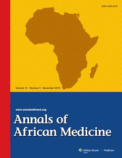 Annals of African Medicine