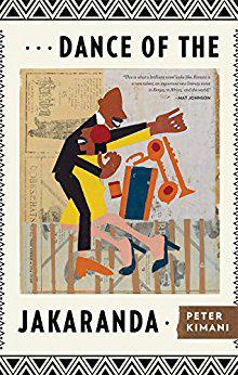 """Dance of the Jakaranda"" by Peter Kimani"