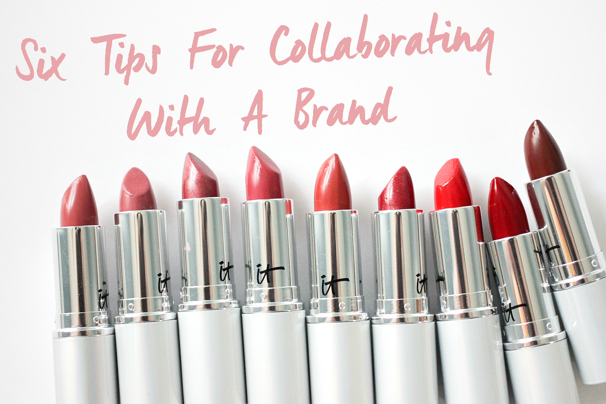 6 Tips For Collaborating With A Brand | A Girl, Obsessed