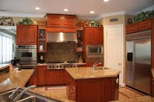 Another Beautiful Kitchen Remodel from Golden Touch Painting & Drywall Inc. Oakland County Mi.