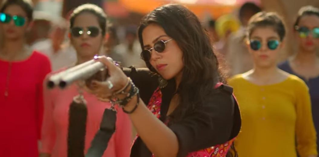 Sidhu Moose Wala New Song - Jatti Jeone Morh Wargi with Sonam Bajwa