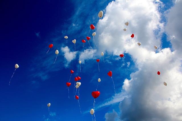 balon cinta