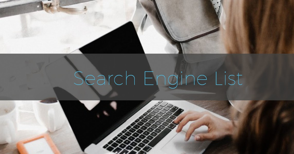 List four search engines - Answers
