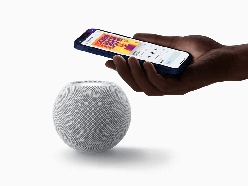 Apple HomePod mini now official, available on November 6 in the US!