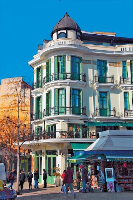 Ξενοδοχείο Ερμιόνιο Κοζάνη: Le Roi (Ημιόροφος) 1 Annie Sloan Greece