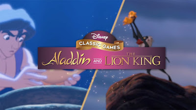 Unlock Disney Classic Games : Aladdin and The Lion King 3 days earlier