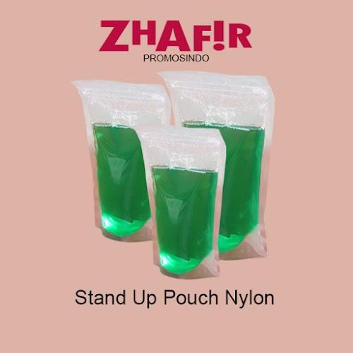 Plastik Kemasan Stand Up Pouch Nylon