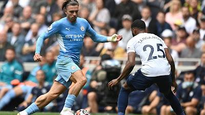 ملخص وهدف فوز توتنهام علي مانشستر سيتي (1-0) الدوري الانجليزي